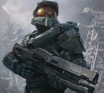 New Halo 4 artwork