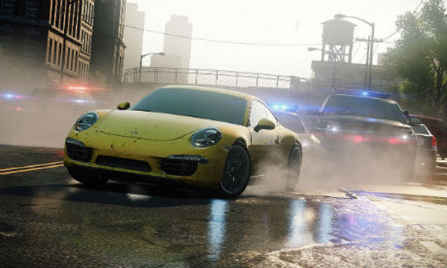 Criterion, Most Wanted and the art of racing game design