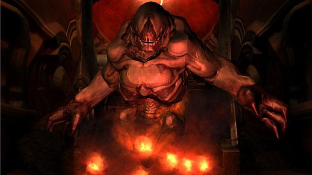 Doom 3 returns to Steam