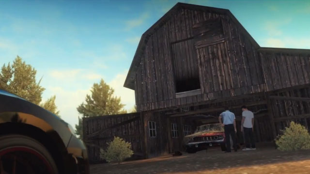 Forza Horizon Barn Finds