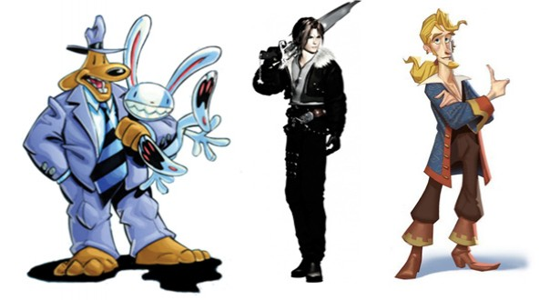 The Best Dressed Video Game Characters