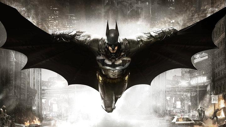 Batman remains top of UK chart