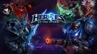 A sneak peek at Heroes Of The Storm