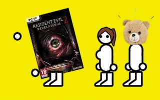 Resident Evil: Revelations 2 – The Zero Punctuation Review