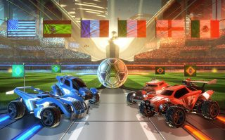 Rocket League – XBox One v PS4 Framerate Test