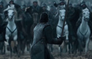Jon Snow does a Leeroy Jenkins in Game Of Thrones/World Of Warcraft Mashup