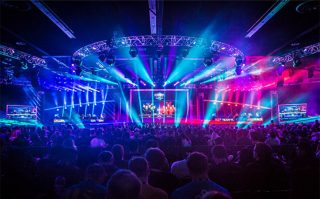 Heroes of the Storm and StarCraft II at IEM