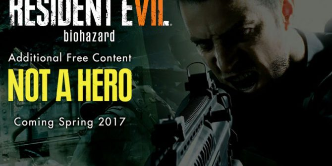 Resident Evil 7 DLC Latest