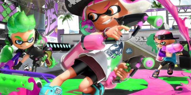 Splatoon 2 coming in July