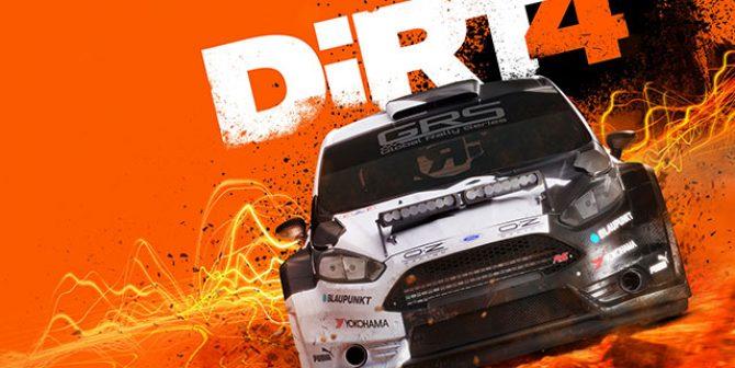 DiRT 4 Dev Diary – Be Fearless!