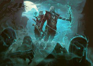 The Necromancer rises in Diablo III