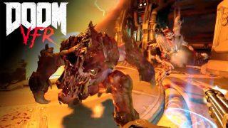 Doom VFR trailer and details