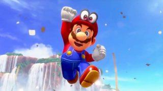 Introducing Super Mario Odyssey