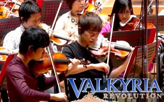 Valkyria Revolution sounds fantastic