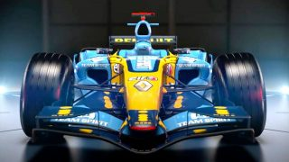F1 2017 Classic Car Reveal – 2006 Renault R26