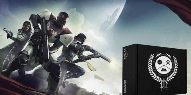 Pre-Order Destiny 2 Limited Edition Loot Crate Now!