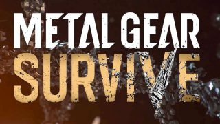 First look at Metal Gear Survive